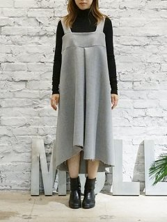 muller of yoshiokubo Lanaドレス(GY)★sale 30%OFF