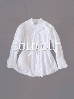 leur logette ルールロジェット cotton blouse