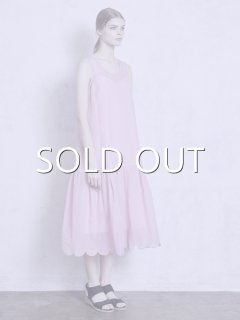 leur logette ルールロジェット vintage organdy dress sleeveless