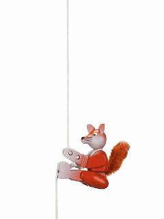 ウルブリヒト工房 紐登り人形(ギフトパッケージ)狐