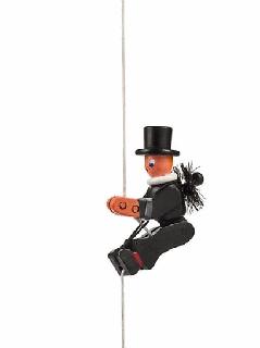 ウルブリヒト工房 紐登り人形(ギフトパッケージ)煙突掃除人
