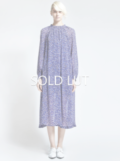 leur logette ルールロジェット mary flower print dress