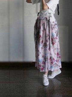 AKIKOAOKI アキコアオキ Daphne  skirt  PK
