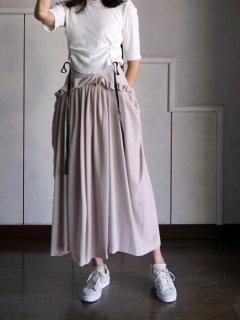 AKIKOAOKI アキコアオキ Daphne  skirt  BG
