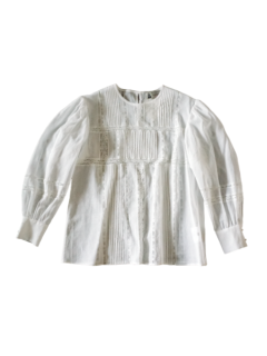 leur logette ルールロジェット lace blouse