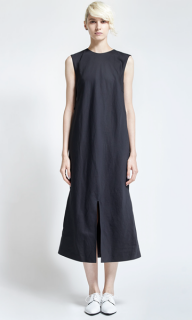 leur logette ルールロジェット couture line Dress BK