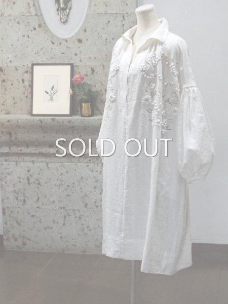 towavase linen blouse