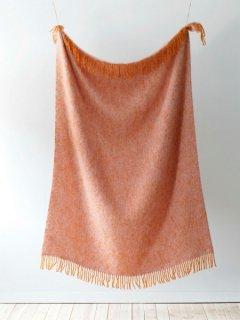 予約 LAPUAN KANKURIT ラプアンカンクリ REVONTULI Mohair Blanket rust-rose