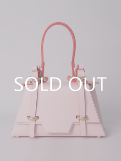 niels peeraer ニールス  ペラール WINGED  SISTER BAG  (pink)