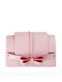 niels peeraer ニールス  ペラール CLUTCH (pink)