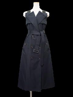 AKIRA NAKA アキラナカ トレンチドレス★