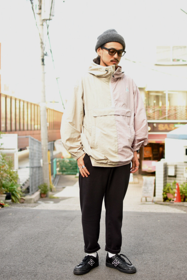 burlap outfitter KNIT FLEECE PATCHED PANT