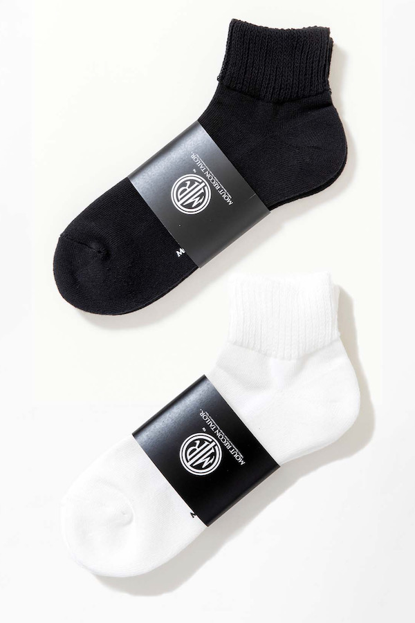 mout recon tailor anti microbial ankle length sock