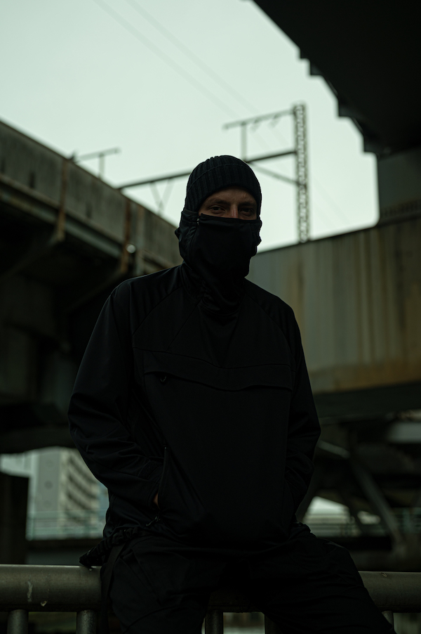 mout recon tailor sun and sand protection balaclava hoody