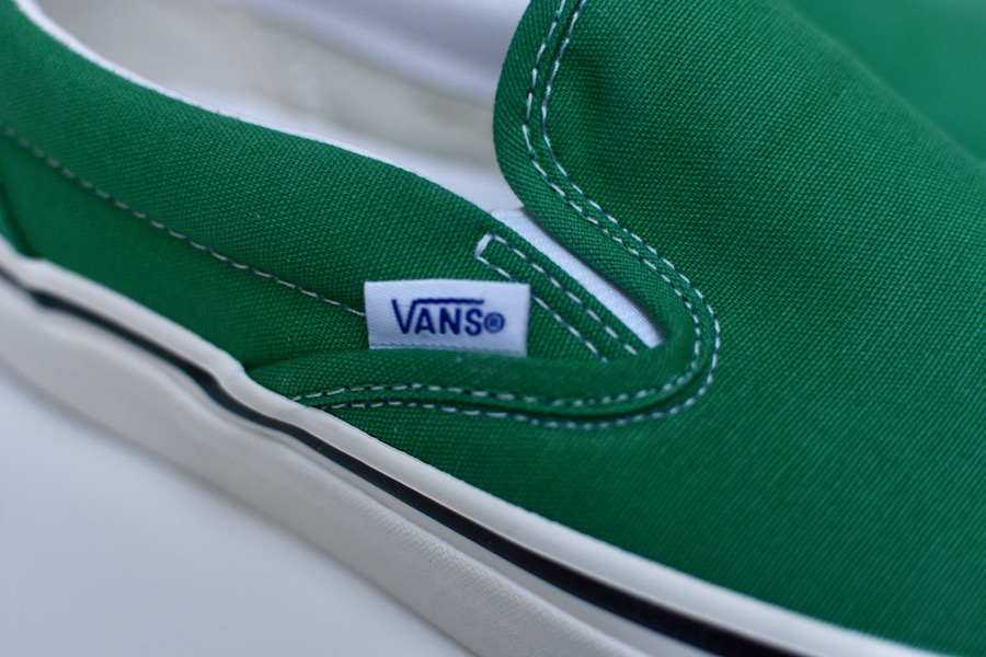 vans classic slip on dx98