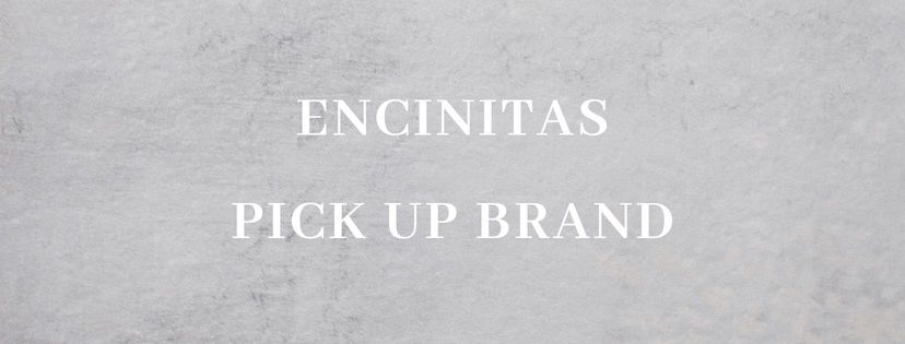 encinitas pick up brand