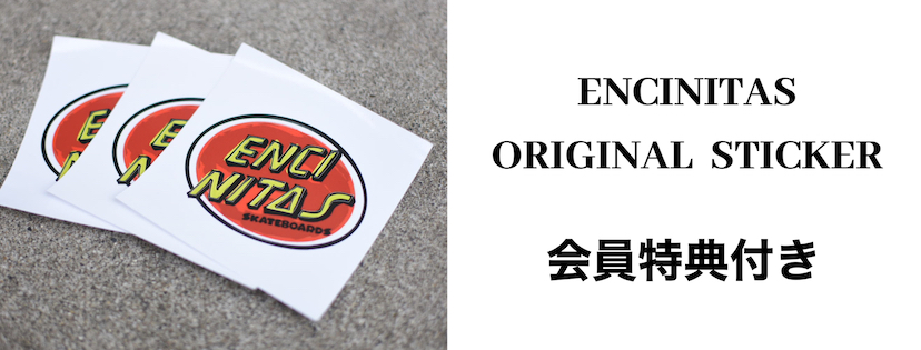 encinitas original sticker
