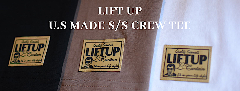 LIFT UP T-SHIRTS