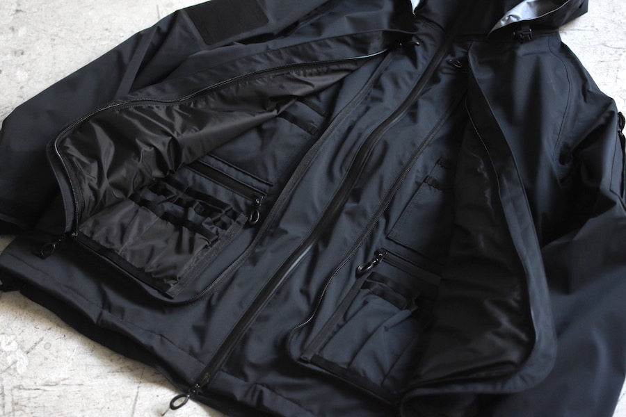 mout recon tailor shooting jacket