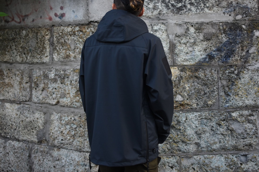 mout recon tailor shooting hardshell jacket