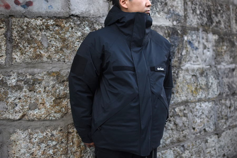 mout recon tailor wild things Denali jacket