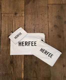 herfee/ハーフィー herfee pouch 3set/ハーフィー ポーチ 3セット