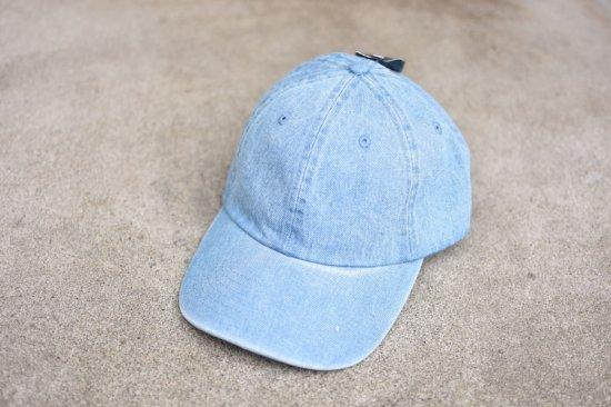 エンシニータス ( エンシニータス  )original cap / オリジナル キャップ light denim - エンシニータス