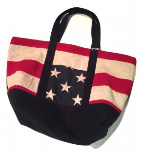 herfee/ハーフィー  american flag tote bag/アメリカンフラッグトート