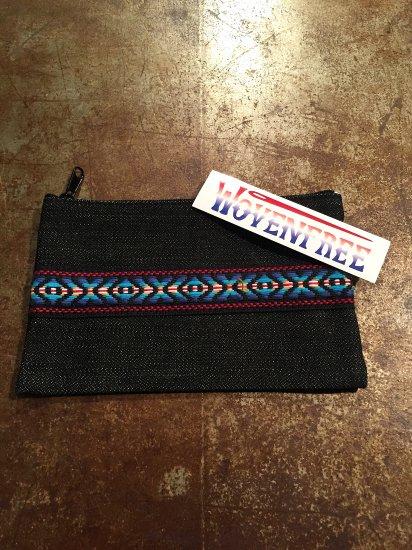 woven free/ウーブンフリー  pouch/ポーチ denim/デニム zp-005