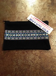 woven free/ウーブンフリー  pouch/ポーチ suede/スエード