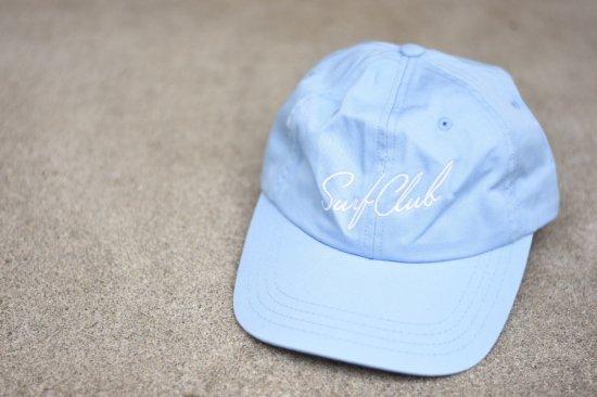 オークランドサーフクラブ (oakland surf club) new wave hat / キャップ osc-201 BABY BLUE - エンシニータス