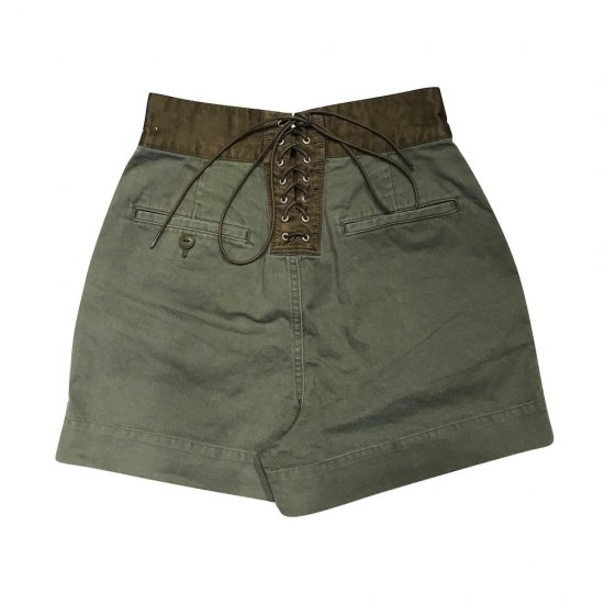 holiday/ホリデイ MILITARY BICOLOR SHORT PANTS hd17202603