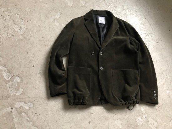ブルーイ (bluey) corduroy tailored jacket / コーデュロイテーラードジャケット 10B17JK05SE - エンシニータス