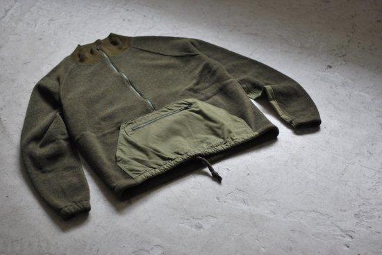 レミレリーフ (remi relief) フリースアノラック / プルオーバー RN17213080 - エンシニータス