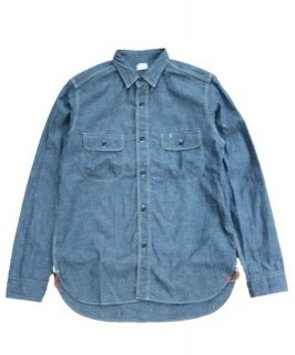 sunny sport/サニースポーツ w-pocket work shirts sn10f011