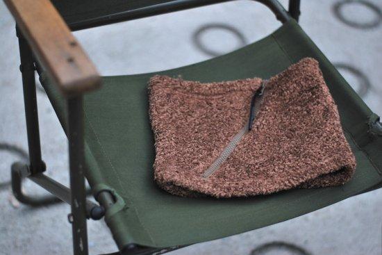 バーラップ アウトフィッター (burlap outfitter)  monster fleece neck gaiter  / ネックゲイター brownie - エンシニータス