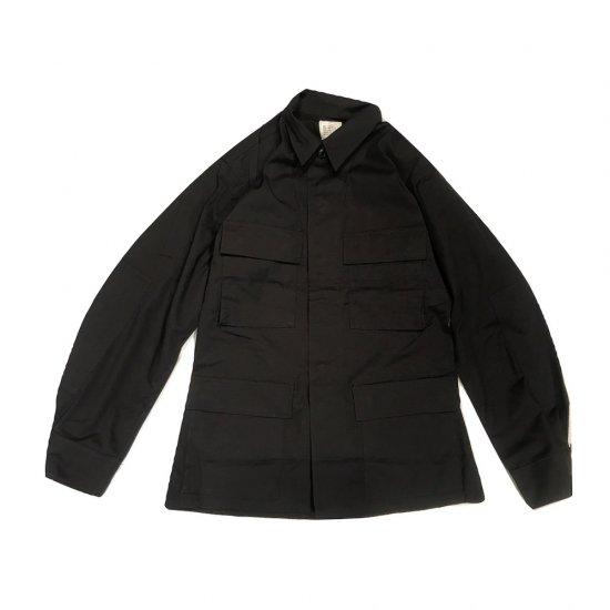 デッドストック (dead stock) 97s US  army BDU jacket black 357 - エンシニータス