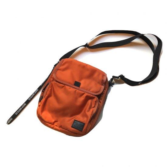 ヴァーグウォッチ (vague watch) porter watchman shoulder / ポーターショルダーバッグ orange wb-s-003 - エンシニータス