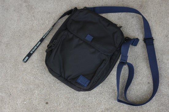 ヴァーグウォッチ (vague watch) porter watchman shoulder / ポーターショルダーバッグ black wb-s-003 - エンシニータス