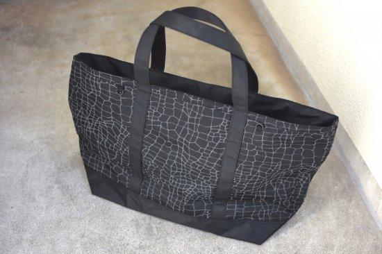 バーラップ アウトフィッター ( burlap outfitter )  tote bag sw / トートバッグ スパイダーウェブ 18ssb0080054 - エンシニータス