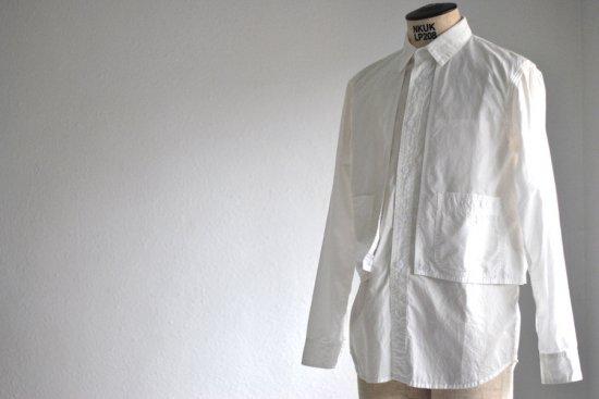 キャルオーライン (cal o line) エンシニータス別注 painter shirts / ペインターシャツ CL181-033 - エンシニータス