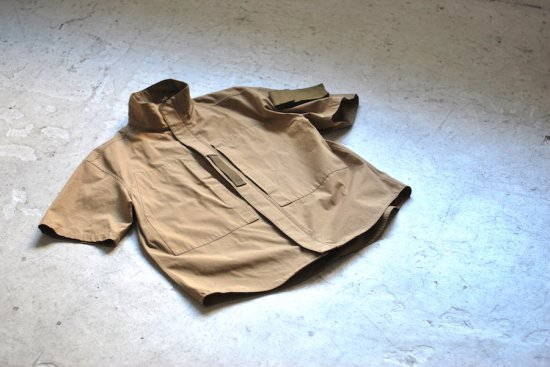 マウトリーコンテイラー × ロイヤルネイビー (mout recon tailor × royal navy)  PCS shirts mout18s003 coyote - エンシニータス