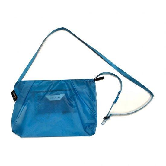 ホリデイ ( holiday ) packable holiday mini bag / パッカブルホリデイミニバッグ hd16203324 blue - エンシニータス