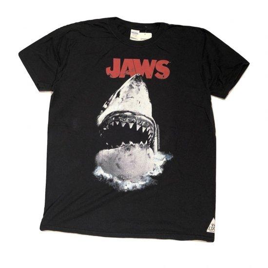 """スリフティールック (thrifty look) t-shirts """"JAWS"""