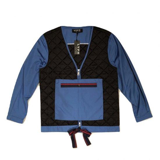 ライフ ( lyph ) faker padded top / ジャケット 1819 - エンシニータス