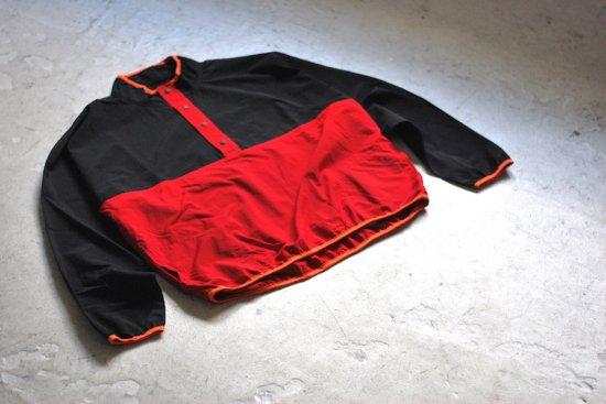 バーラップ アウトフィッター (burlap outfitter)  snap pullover / プルオーバー18fwb0010057 - エンシニータス