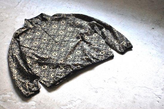 バーラップ アウトフィッター (burlap outfitter)  snap pullover / プルオーバー 18ssb0010057 - エンシニータス