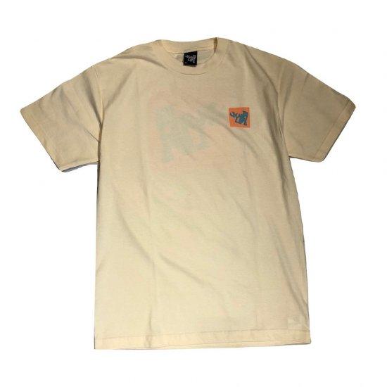 ザクワイエットライフ (the quiet life) block logo tee / Tシャツ 18fwd1-1182 - エンシニータス