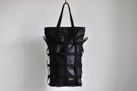 ブラアシィ インダストリー ( braasi industry ) georgina / トートバッグ black - エンシニータス