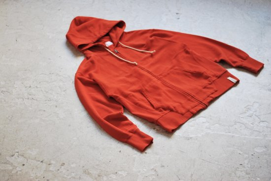アレキサンダーリーチャン (Alexander Lee Chang) seo-l hoodie /パーカー orange AC-011809 - エンシニータス